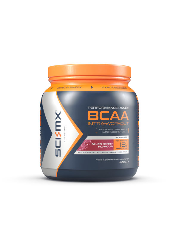 BCAA Intra Workout Berjabragð