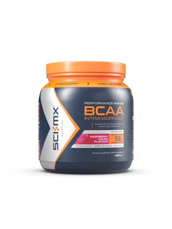 BCAA Intra Workout Raspberry