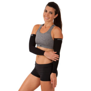 Compression Arm Sleeves - Svartar