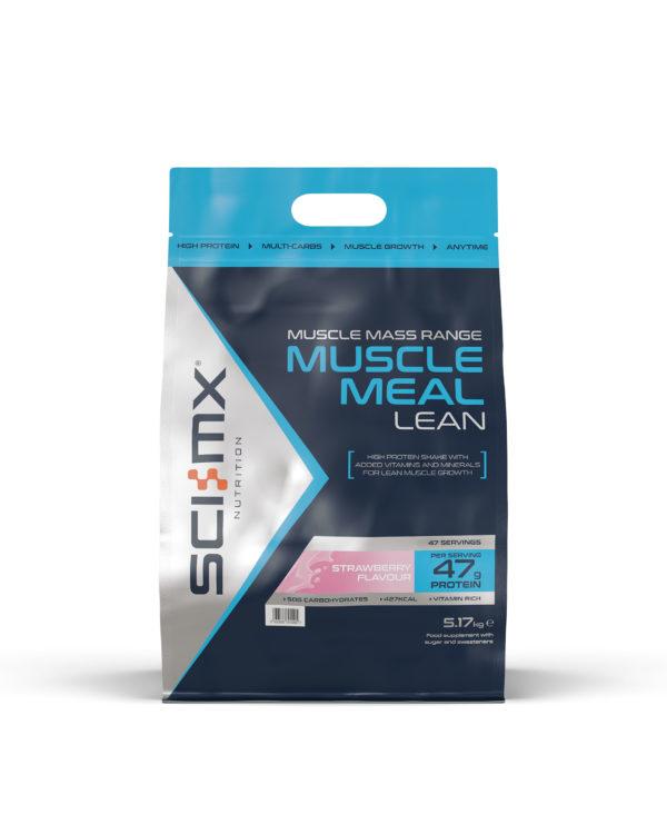Muscle Meal Lean 5kg jarðaberja