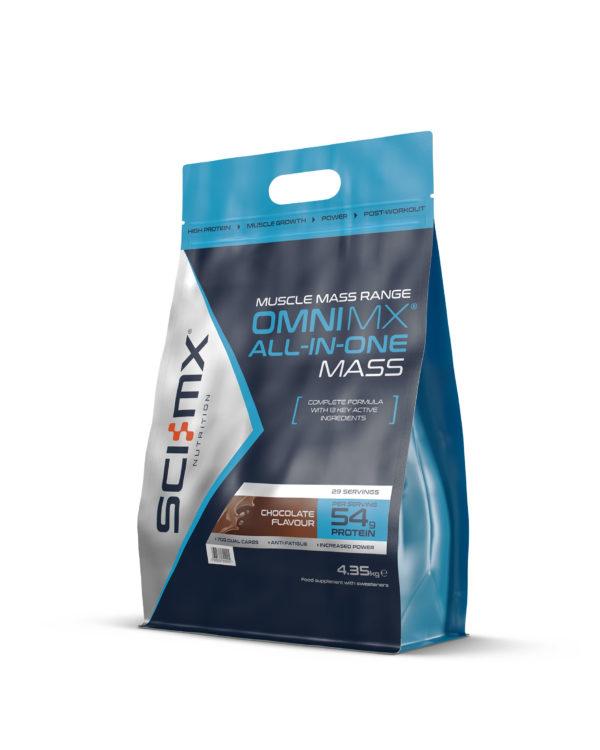 OmniMX Mass 4,35 kg súkkulaði