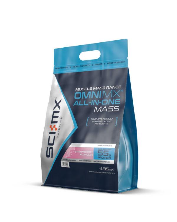 OmniMX Mass 4,35 kg jarðaberja