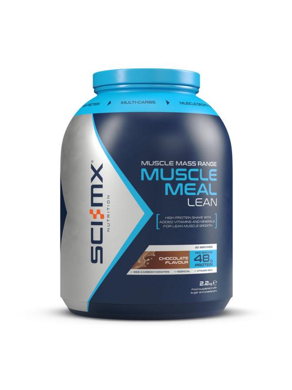 Muscle Meal Lean 2.2kg súkkulaði