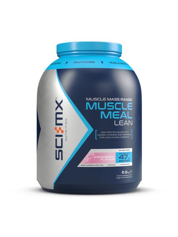 Muscle Meal Lean 2.2kg jarðaberja