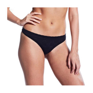Limitless Signature Thong, svartar