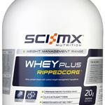 SCI-MX Whey Plus Rippedcore